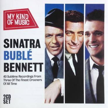 Sinatra Bublé Bennett - Frank Sinatra