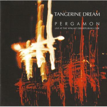 Pergamon (Live At The «Palast Der Republik» GDR) - Tangerine Dream