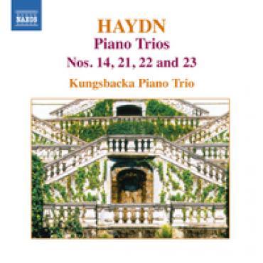 PIANO TRIOS VOL.3 - J. HAYDN