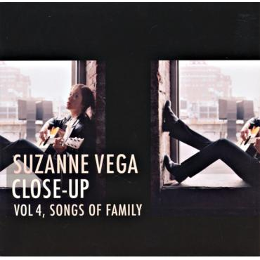 Close-Up Vol 4, Songs Of Family - Suzanne Vega