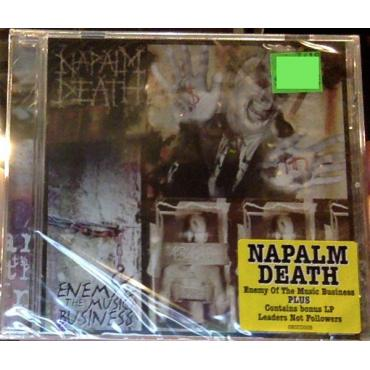 Enemy Of The Music Business - Napalm Death