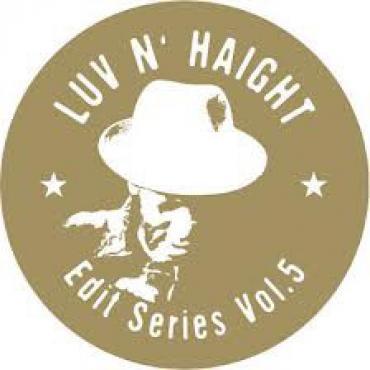 Luv N' Haight Edit Series Vol.5 - Darondo