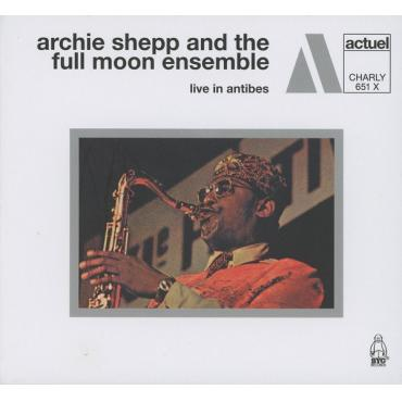 Live In Antibes - Archie Shepp