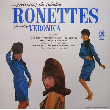 Presenting The Fabulous RonettesFeaturing Veronica - The Ronettes