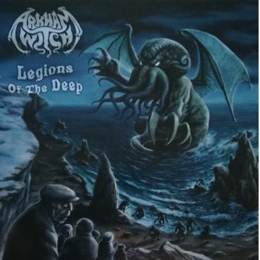 Legions Of The Deep - Arkham Witch