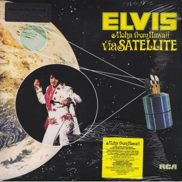 Aloha From Hawaii Via Satellite - Elvis Presley