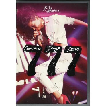 Rihanna 777 Documentary... 7Countries7Days7Shows - Rihanna