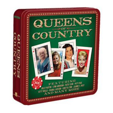 Queens Of Country - Various Production