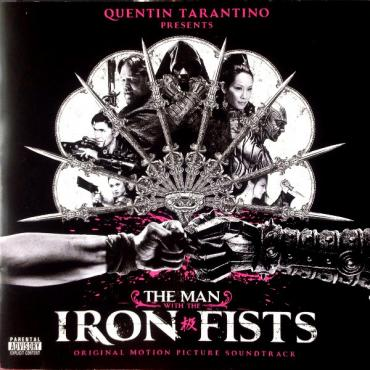 The Man With The Iron Fists - Original Motion Picture Soundtrack - Various Production
