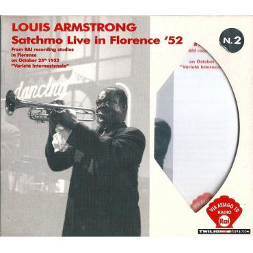 Satchmo Live In Florence '52 - Louis Armstrong