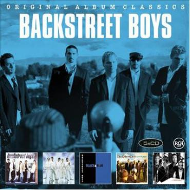 Original Album Classics - Backstreet Boys
