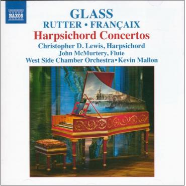 Harpsichord Concertos - Philip Glass