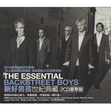 The Essential Backstreet Boys - Backstreet Boys