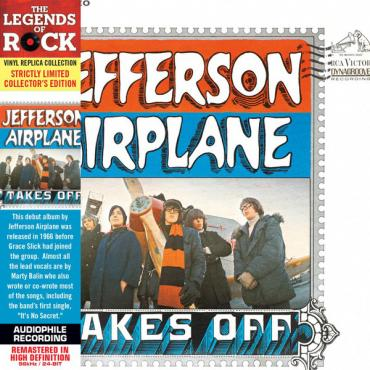Jefferson Airplane Takes Off - Jefferson Airplane