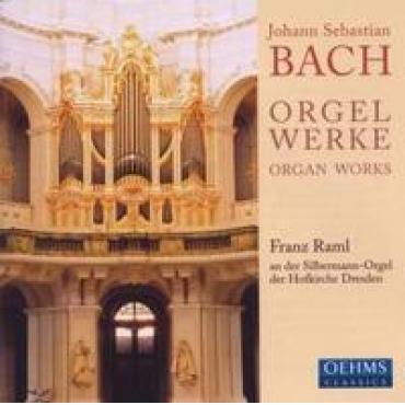 ORGELWERKE - J.S. BACH