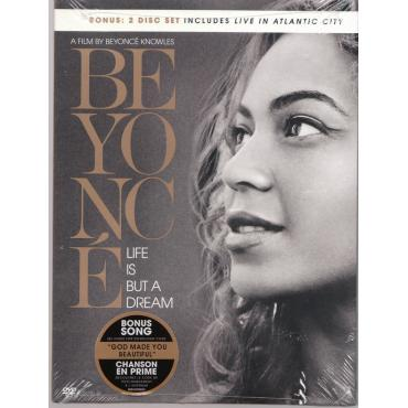Life Is But A Dream / Live In Atlantic City - Beyoncé