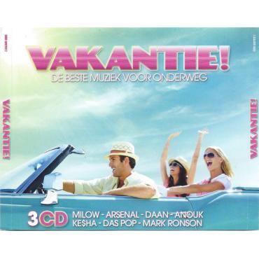 Vakantie! (De Beste Muziek Voor Onderweg) - Various Production