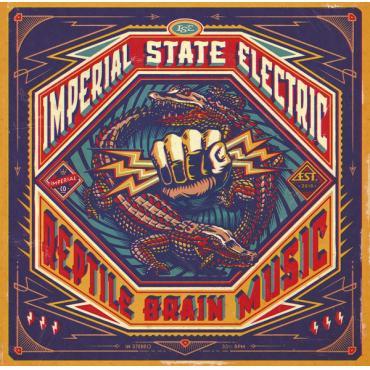 Reptile Brain Music - Imperial State Electric