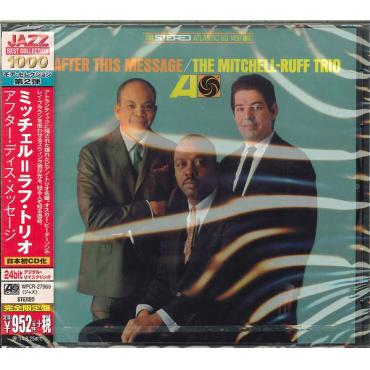 After This Message - The Mitchell-Ruff Trio