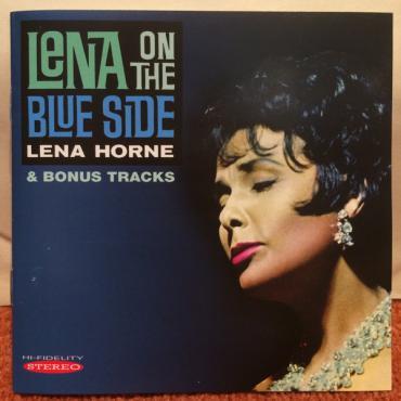 Lena On The Blue Side - Lena Horne