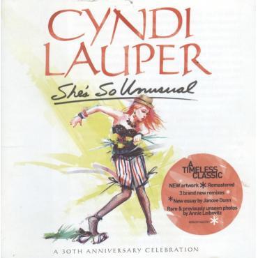 She's So Unusual (A 30th Anniversary Celebration) - Cyndi Lauper