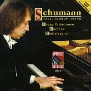 Abegg Variations / Carnaval / Kinderszenen - Robert Schumann