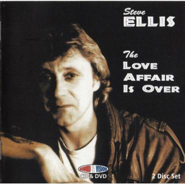 The Love Affair Is Over - Steve Ellis