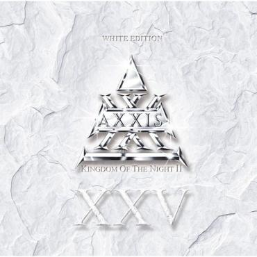 Kingdom Of The Night II (WHITE EDITION) - Axxis