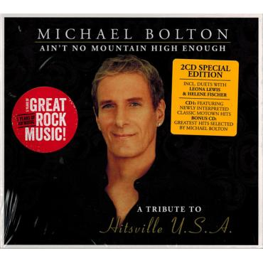 Ain't No Mountain High Enough - A Tribute To Hitsville U.S.A. - Michael Bolton