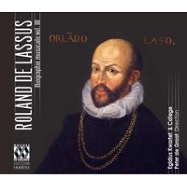 BIOGRAPHIE MUSICALE VOL.3 - O. DE LASSUS