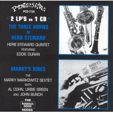 Mark's Vibes - Herbie Steward Quintet