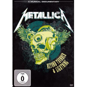 Beyond Thunder & Lightning - Metallica