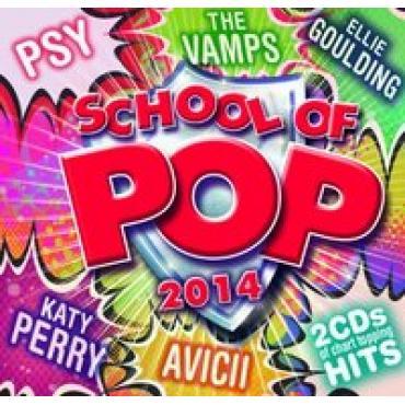 SCHOOL OF POP 2014 - V/A