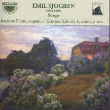 SONGS - E. SJOGREN