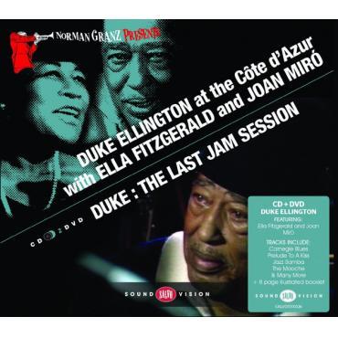 At The Côte D'Azur / The Last Jam Session - Duke Ellington