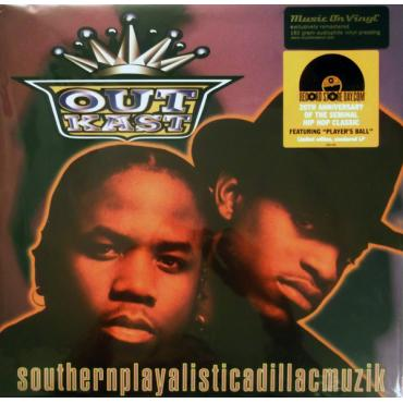 Southernplayalisticadillacmuzik - OutKast
