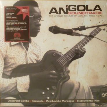 Angola Soundtrack - The Unique Sound Of Luanda 1968-1976 - Various Production