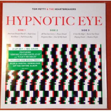 Hypnotic Eye - Tom Petty And The Heartbreakers
