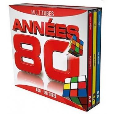 ANNEES 80 - V/A