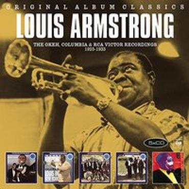 Original Album Classics: The Okeh, Columbia & RCA Victor Recordings 1925-1933 - Louis Armstrong