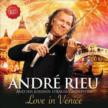 Love In Venice - André Rieu