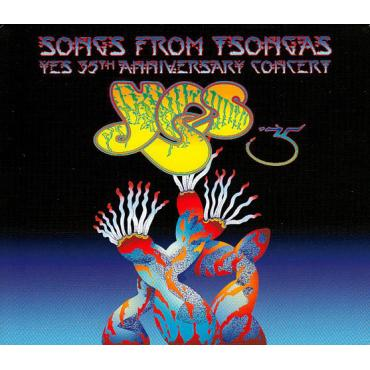 Songs From Tsongas (Yes 35th Anniversary Concert) - Yes