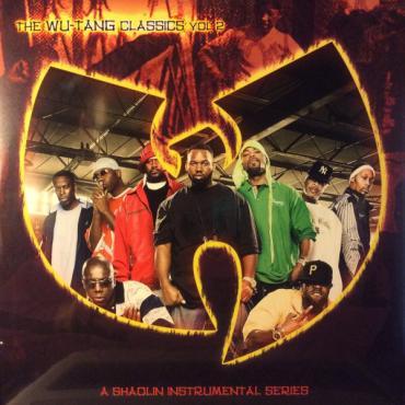 The W-Tang Classics Vol 2 (A Shaolin Instrumental Series) - Wu-Tang Clan