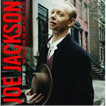 Steppin' Out - The A&M Years 1979-89 - Joe Jackson