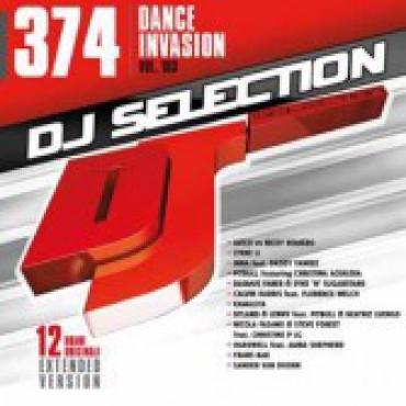DJ Selection 374: Dance Invasion Vol. 103 - Various Production
