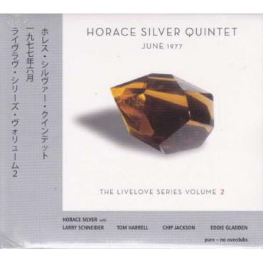 June 1977 - The Horace Silver Quintet