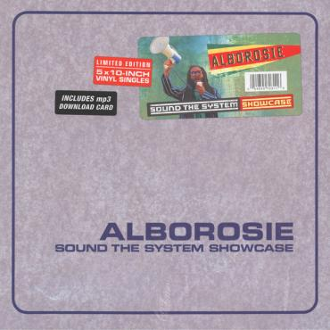 Sound The System Showcase - Alborosie