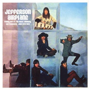 Family Dog At The Great Highway, San Francisco, June 13th 1969 - Jefferson Airplane
