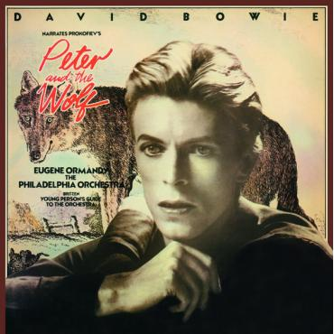 Peter And The Wolf / Young Person's Guide To The Orchestra - David Bowie