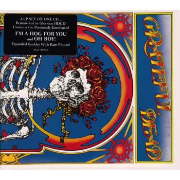 Grateful Dead - The Grateful Dead